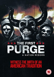 The First Purge (2018) artwork