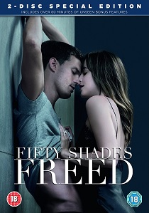 Fifty Shades Freed artwork