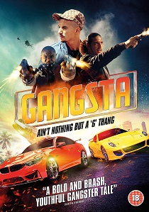 Gangsta (2018) artwork