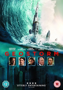 Geostorm (2017) artwork