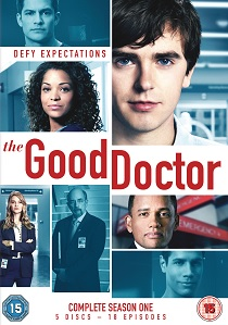 The Good Doctor: The Complete Season One (2017) artwork