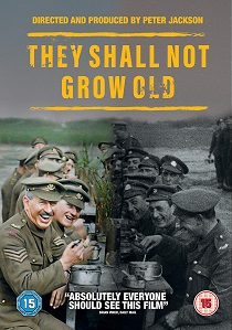 They Shall Not Grow Old artwork