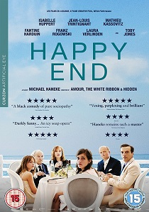 Happy End (2017) artwork
