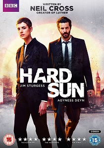 Hard Sun (2017) artwork