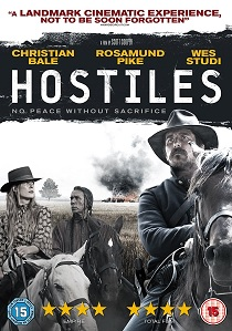 Hostiles (2017) artwork