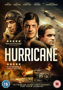 Hurricane artwork