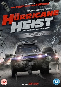 The Hurricane Heist (2018) artwork