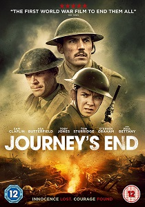 Journey's End (2018) artwork
