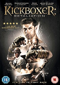Kickboxer: Retaliation (2017) artwork