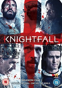 Knightfall: Season 1 (2017) artwork