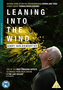 Leaning Into the Wind: Andy Goldsworthy (2018) artwork