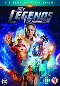 DC Legends Of Tomorrow artwork