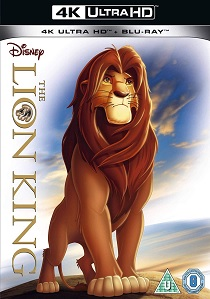 The Lion King (1994) artwork