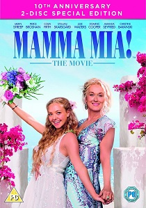 Mamma Mia: 10th Anniversary Edition (2008) artwork