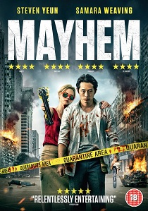 Mayhem artwork