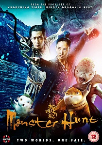 Monster Hunt (2015) artwork