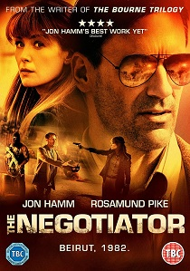 The Negotiator artwork
