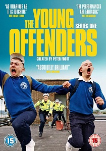 The Young Offenders: Series 1 (2018) artwork