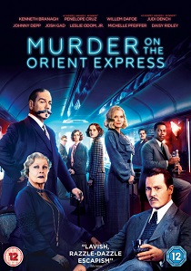 Murder On The Orient Express (2017) artwork