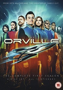 The Orville: Season 1 (2017) artwork