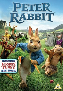 Peter Rabbit (2018) artwork