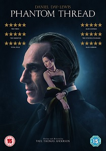 Phantom Thread artwork