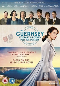 The Guernsey Literary And Potato Peel Pie Society artwork