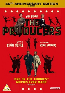 The Producers: 50th Anniversary Edition (1967) artwork
