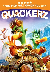 Quackerz (2016) artwork