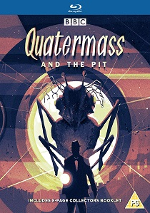 Quatermass and The Pit (1958) artwork