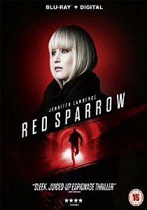 Red Sparrow artwork