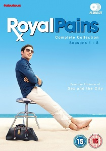 Royal Pains: Complete Collection (2009) artwork
