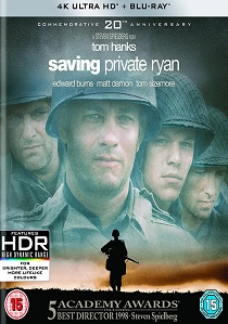 Saving Private Ryan (1998) artwork