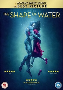 The Shape of Water artwork