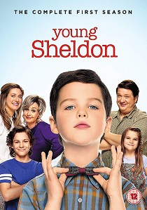 Young Sheldon artwork