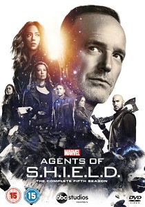 Marvel's Agents Of S.H.I.E.L.D.  artwork