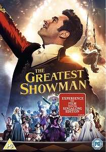The Greatest Showman (2017) artwork