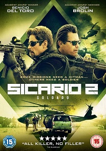 Sicario 2: Soldado (2018) artwork
