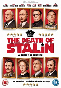 The Death of Stalin artwork