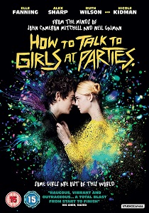 How To Talk To Girls At Parties artwork
