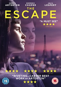 The Escape (2017) artwork