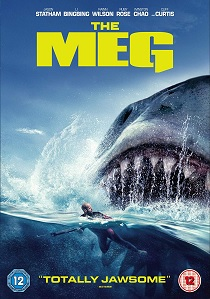 The Meg (2018) artwork