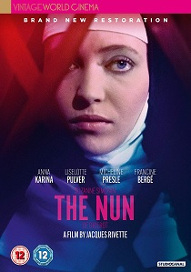 The Nun artwork