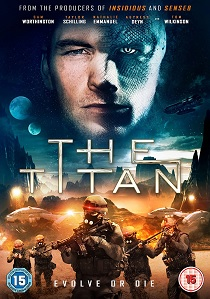 The Titan artwork