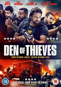 Den of Thieves (2018) artwork