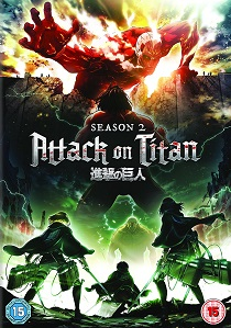 Attack On Titan: Season 2 (2017) artwork