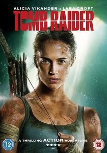 Tomb Raider (2018) artwork