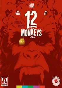 Twelve Monkeys (1995) artwork