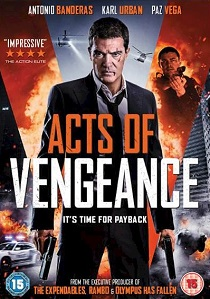 Acts Of Vengeance (2017) artwork
