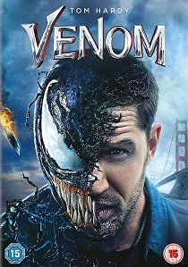 Venom (2018) artwork